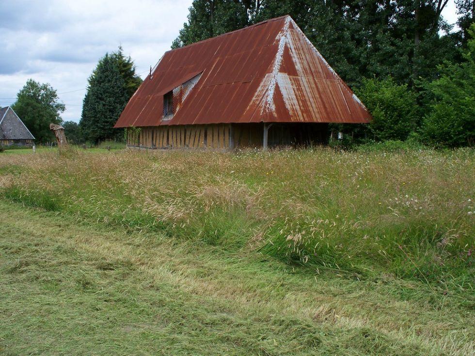 R habilitation d 39 une ancienne grange colombages en maison d 39 habitat - Rehabiliter une grange en habitation ...